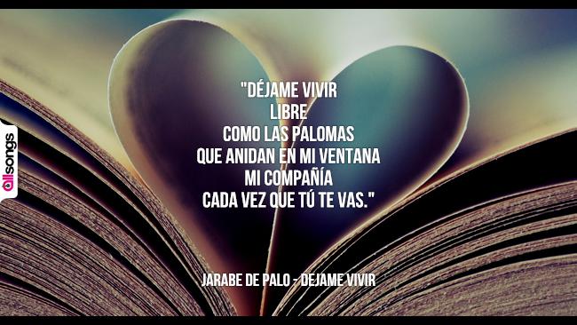 Jarabe De Palo: le migliori frasi dei testi delle canzoni