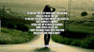 Issues: le migliori frasi dei testi delle canzoni