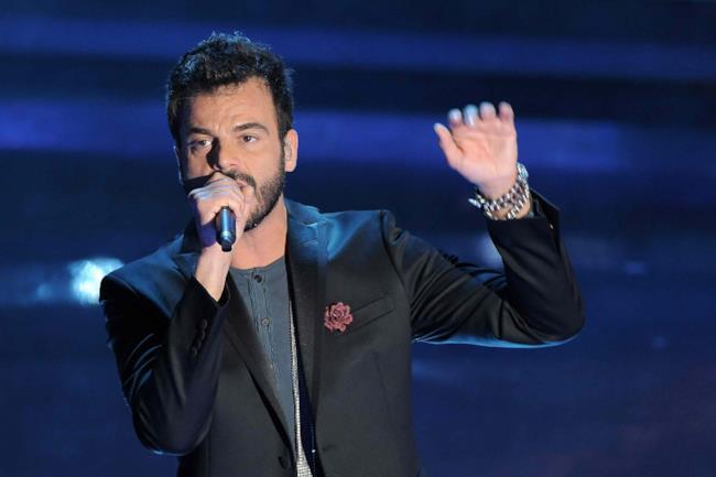 Francesco Renga pubblica il nuovo album il 15 aprile