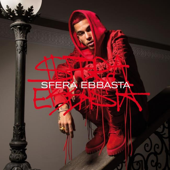 Sfera Ebbasta cover album 2016