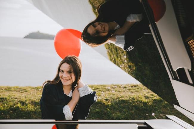 Francesca Michielin nel video ufficiale di 25 febbraio
