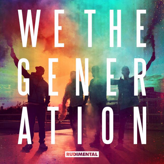 Cover We The Generation / Rudimental