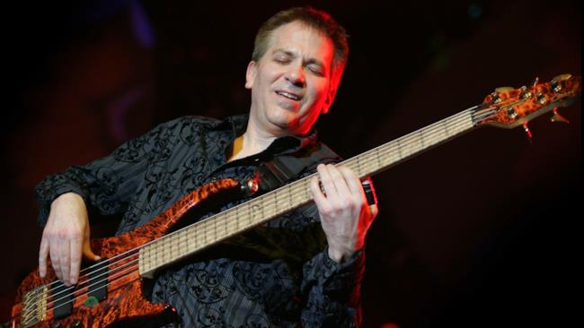 Mike Porcaro, bassista dei Toto