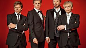 I 4 membri dei Duran Duran come appaiono nel 2015