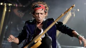 Keith Richards, arriva il solo album