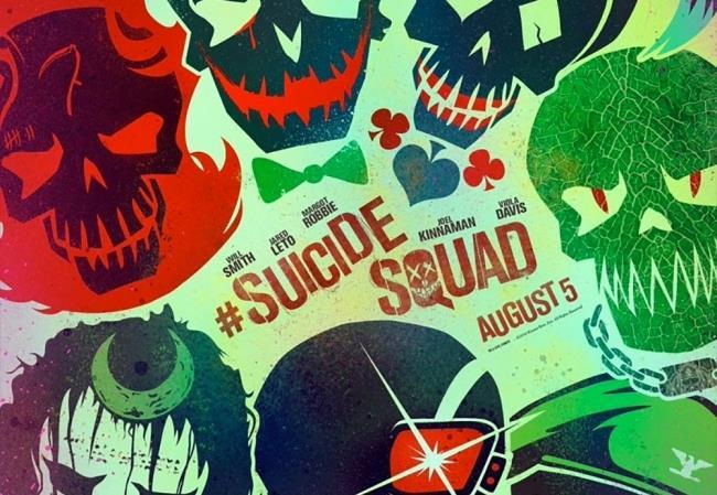 Suicide Squad - album sountrack