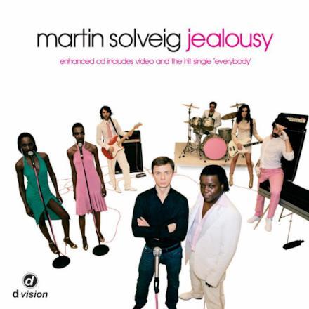 Jealousy - EP