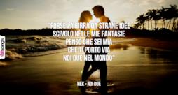 Nek: le migliori frasi delle canzoni