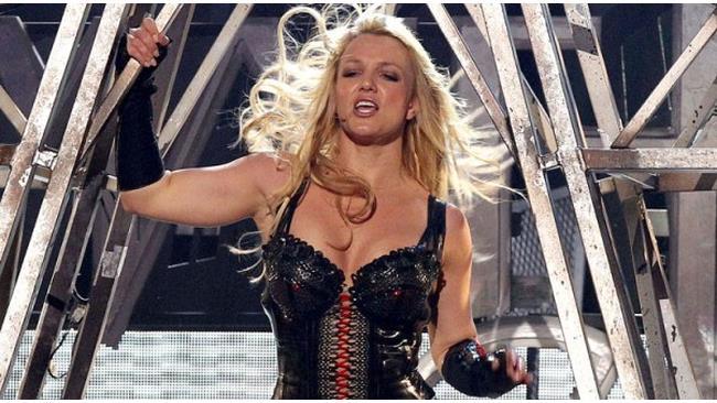 Brtiney Spears Live Las Vegas (marzo 2011) - 1