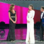 Elisabetta Canalis Belen Rodriguez seconda serata festival Sanremo 2011 - 4