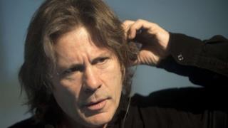 Bruce Dickinson, cantante degli Iron Maiden
