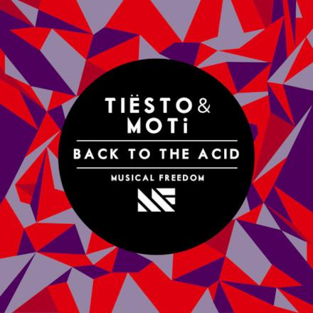 Back To the Acid - Single