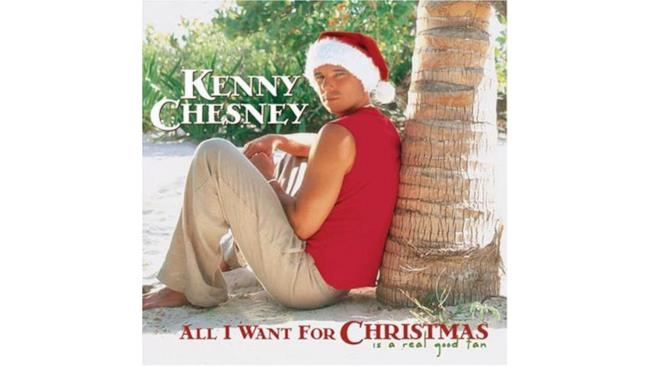 La copertina di All I Want For Christmas Is A Real Good Tan
