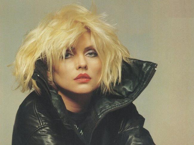 Debbie Harry, cantante dei Blondie