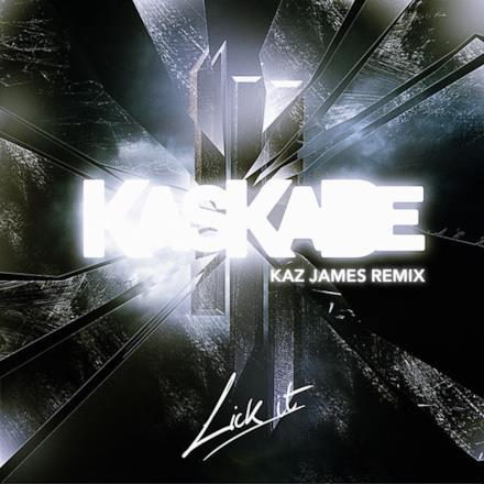Lick It (Kaz James Remix) - Single