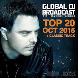 Global Dj Broadcast - Top 20 October 2015