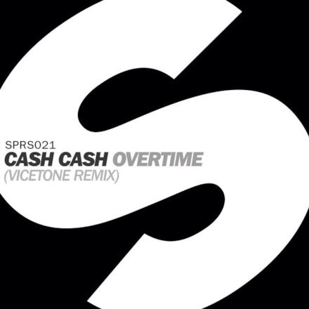 Overtime (Vicetone Remix) - Single