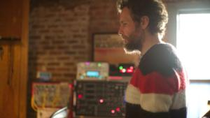 Jovanotti in studio a New York