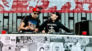 """""""7 AM"""" è il mix tratto dal DJ set di Dog Blood dello scorso anno al Monegros Desert Festival"""