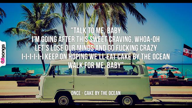 DNCE: le migliori frasi dei testi delle canzoni