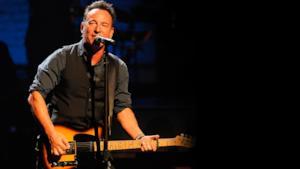 Bruce Springsteen dal vivo