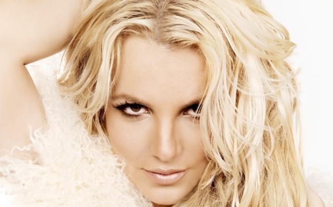La popstar statunitense Britney Spears