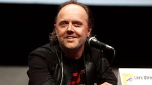 Il batterista dei Metallica, Lars Ulrich