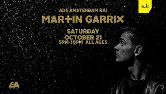 Martin Garrix Amsterdam RAI