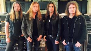 Megadeth in concerto a Bologna con i Gamma Ray