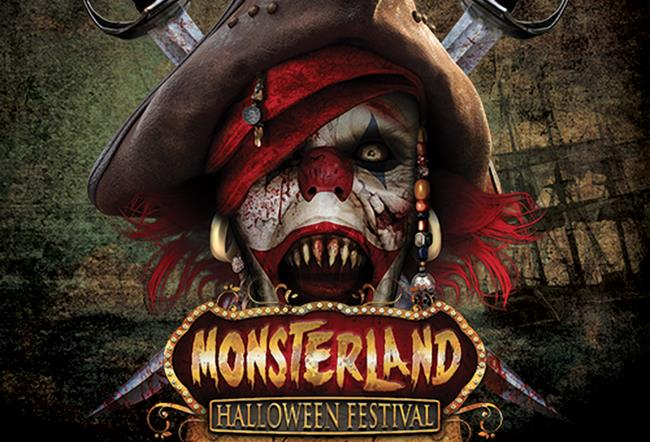Monsterland Halloween Festival 2016