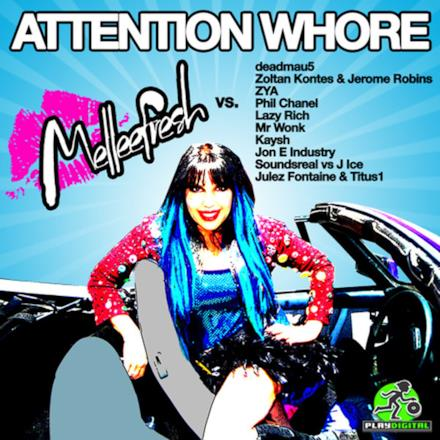 Attention Whore (Melleefresh Vs. 10DJs)