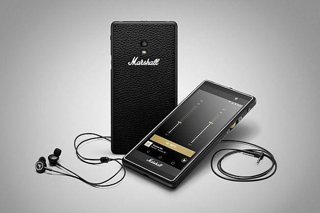 London, il nuovo smartphone firmato Marshall