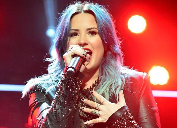 Demi Lovato dal vivo