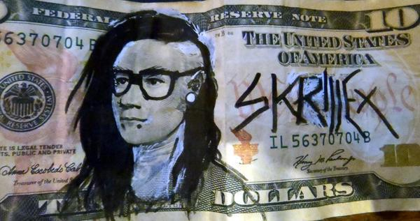 Skrillex dollaro
