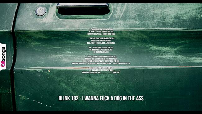 blink 182: le migliori frasi dei testi delle canzoni