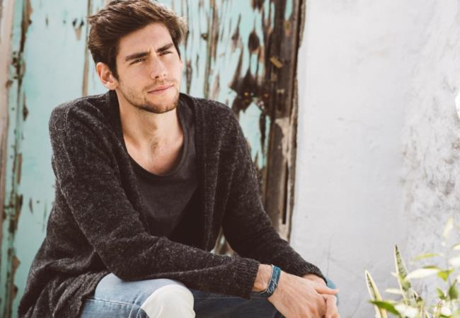 Il cantante spagnolo Alvaro Soler