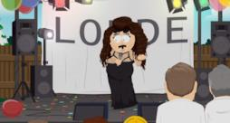 Lorde a South Park