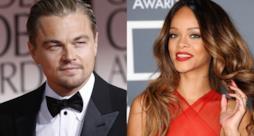 Leo di Caprio e Rihanna