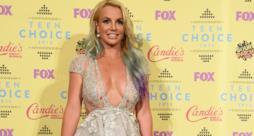 Britney Spears ai Teen Choice Awards 2015