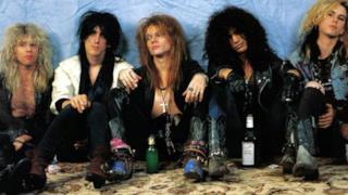 La prima formazione dei Guns N' Roses