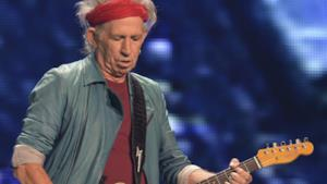Keith Richards, chitarrista dei Rolling Stones