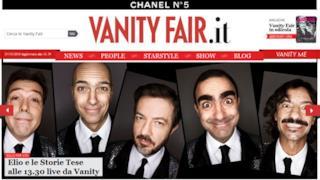 Elio e le storie tese, live dalla redazione di Vanity Fair