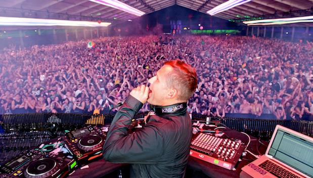 Kaskade al LAVO di New York