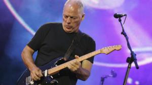 David Gilmour dal vivo
