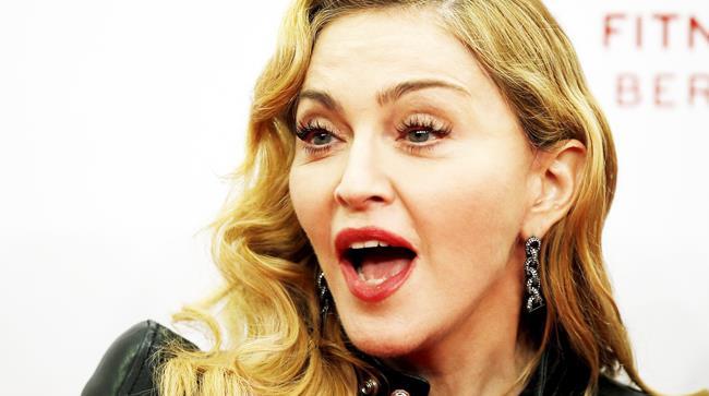 Madonna fa una gaffe e deve rimediare su Instagram