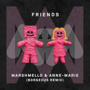 FRIENDS (Borgeous Remix) - Single