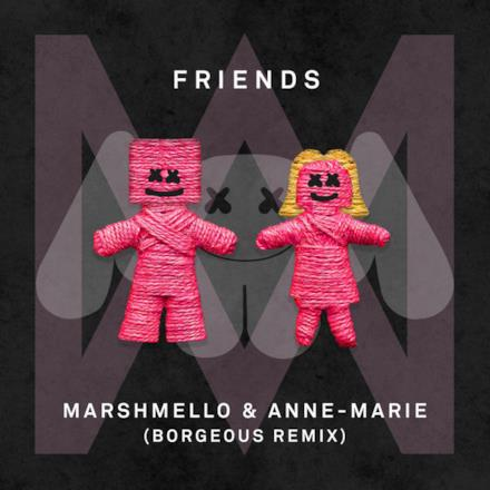 FRIENDS (Borgeous Remix) - Single