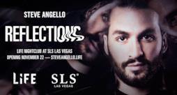 "Steve Angello annuncia Reflections, un nuovo modo di concepire la ""NightLiFE"""