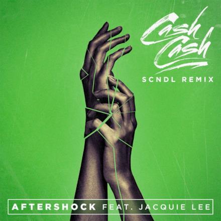 Aftershock (feat. Jacquie Lee) [SCNDL Remix] - Single