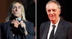 Iggy Pop e Dario Argento
